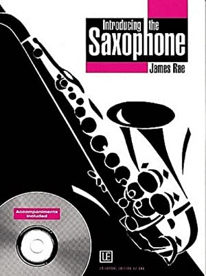 Introducing the Saxophone, für Alt- oder Tenorsaxophon, m. Audio-CD, englische Version : ...