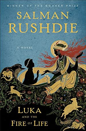 Luka and the Fire of Life : Salman Rushdie