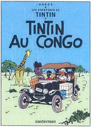 Les Aventures de Tintin. Tintin au Congo: Herge