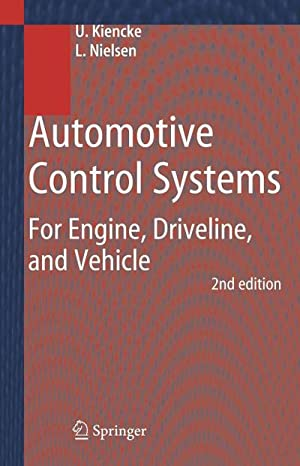 Automotive Control Systems : For Engine, Driveline,: Uwe Kiencke
