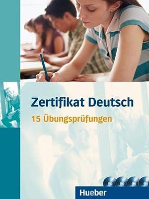 Zertifikat Deutsch Neu Von Christina Antoniadou Hueber Verlag Gmbh