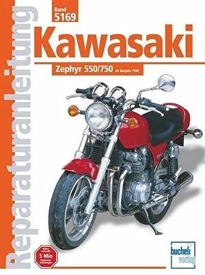 Kawasaki Zephyr 550/750 ab 1990 : ab Baujahr 1990