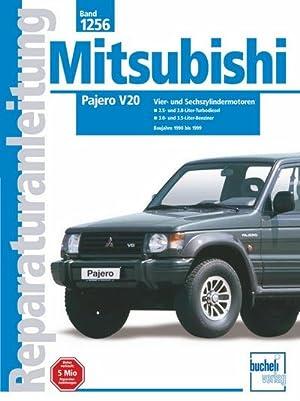 Mitsubishi Pajero V20 ab Baujahre 1990 bis