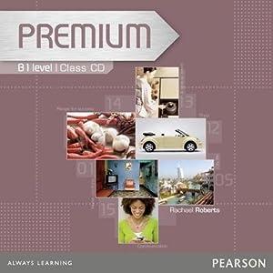 Premium B1 Level Coursebook Class CDs 1-2: Rachael Roberts