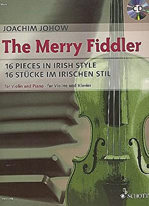 The Merry Fiddler : 16 Pieces in: Joachim Johow