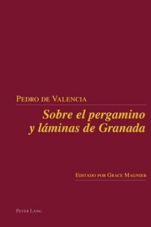 Sobre el pergamino y láminas de Granada: Pedro de Valencia