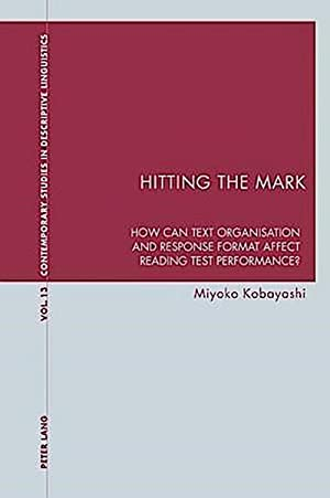 Hitting the Mark : How Can Text: Miyoko Kobayashi