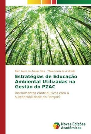 Estratégias de Educação Ambiental Utilizadas na Gestão: Ellen Alves de