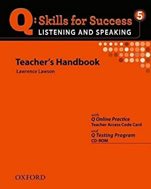 Q Skills for Success 5. Listening and