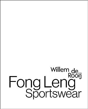 Willem de Rooij. Fong Leng. Sportswear : Willem de Rooij