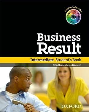 Business Result DVD Edition: Intermediate: Student's Book: Jon Naunton
