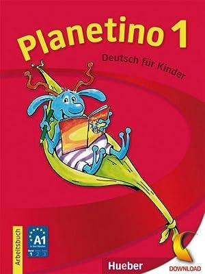 Planetino 1. Arbeitsbuch: Siegfried Büttner