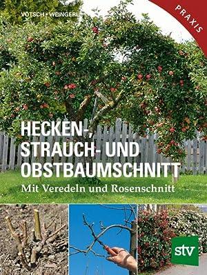 Hecken-, Strauch- und Obstbaumschnitt : Mit Veredeln: Josef Vötsch
