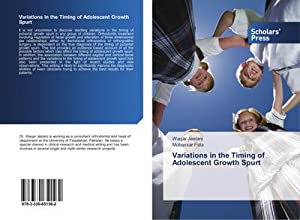 Variations in the Timing of Adolescent Growth Spurt: Waqar Jeelani
