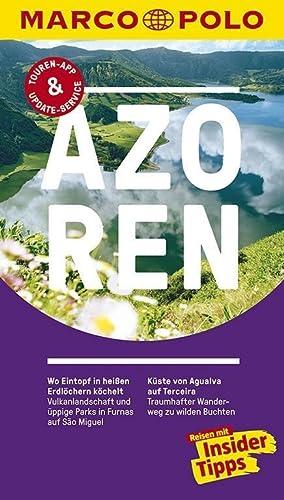 MARCO POLO Reiseführer Azoren : Reisen mit: Sara Lier