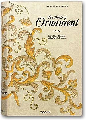 The World of Ornament : Kolorierter Nachdruck: David Batterham