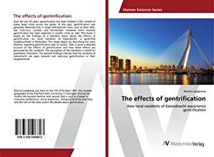 The effects of gentrification : How local: Marina Langkamp