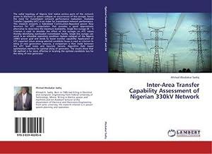 Inter-Area Transfer Capability Assessment of Nigerian 330kV: Ahmad Abubakar Sadiq