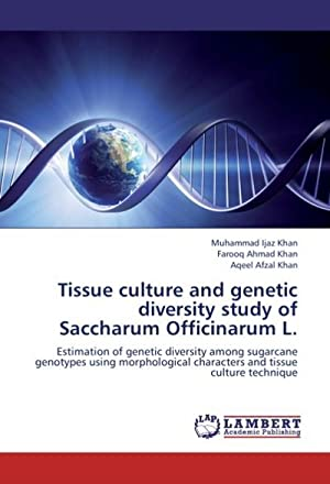 Tissue culture and genetic diversity study of: Muhammad Ijaz Khan