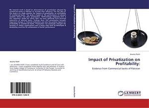 Impact of Privatization on Profitability: : Evidence: Javaria Asim