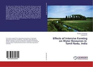 Effects of Intensive Farming on Water Resources: Kavitha Varadarajan