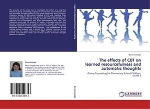 The effects of CBT on learned resourcefulness: Berna Güloglu