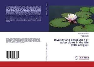 Diversity and distribution of water plants in: Monier Abd El-Ghani
