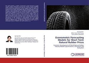Econometric Forecasting Models for Short Term Natural: Aye Aye Khin