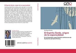 El Espíritu Santo, origen de la esponsalidad: Eva Reyes Gacitúa