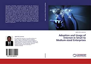 Adoption and Usage of Internet in Small: Japhet Eke Lawrence