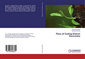Flora of Gadag District Karnataka: Kotresha Katrahalli