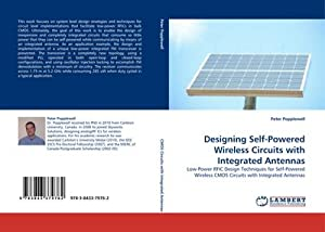 Designing Self-Powered Wireless Circuits with Integrated Antennas: Peter Popplewell