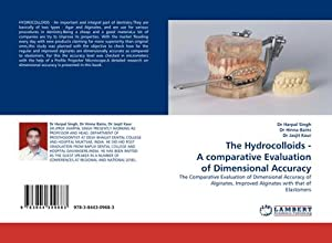 The Hydrocolloids - A comparative Evaluation of: Dr Harpal Singh