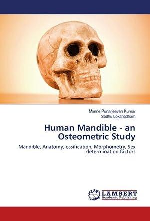 Human Mandible - an Osteometric Study : Manne Punarjeevan Kumar