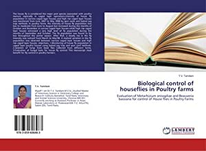 Biological control of houseflies in Poultry farms: T. V. Tamilam