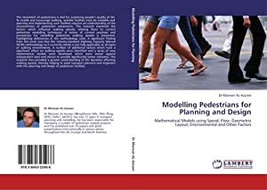 Modelling Pedestrians for Planning and Design : Dr Marwan AL-Azzawi