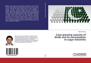Cane growing capacity of Sindh and its: Murtazain Raza