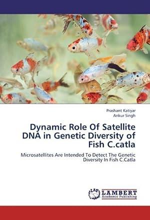 Dynamic Role Of Satellite DNA in Genetic: Prashant Katiyar