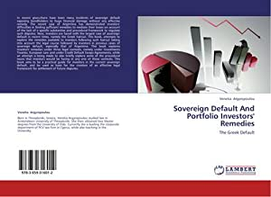 Sovereign Default And Portfolio Investors' Remedies : Venetia Argyropoulou