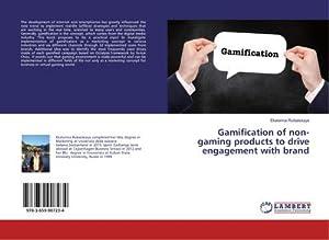 Gamification of non-gaming products to drive engagement: Ekaterina Rubatskaya