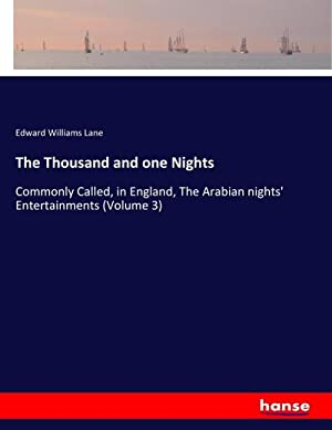 The Thousand and one Nights : Commonly Called, in England, The Arabian nights' Entertainments (...