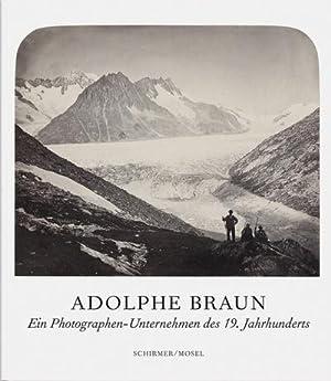 Adolphe Braun - Ein Photographie-Unternehmen und die Bildkünste im 19. Jahrhundert: Adolphe Braun