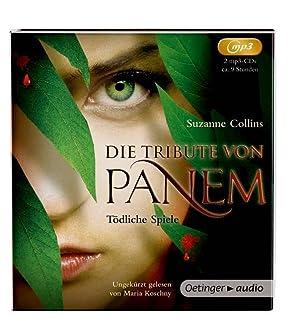 Die Tribute Von Panem-Tödlic: Suzanne Collins