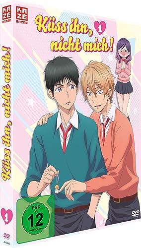 Deutsch Manga NEUWARE KAZE Küss ihn nicht mich 12