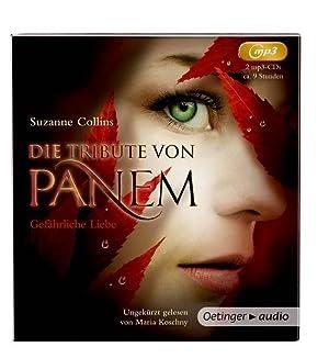 Die Tribute Von Panem-Gefähr: Suzanne Collins