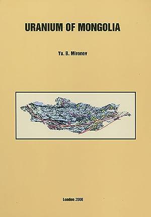 Uranium of Mongolia: Yu. B. Mironov