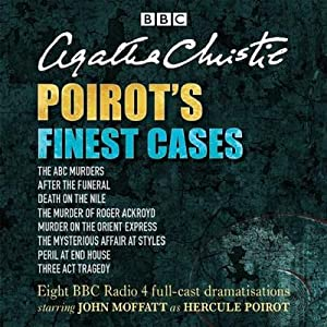 Poirot's Finest Cases: Agatha Christie