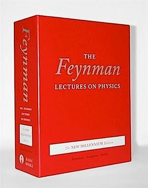 Feynman Lectures on Physics. The New Millennium: Richard P. Feynman