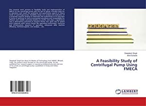 A Feasibility Study of Centrifugal Pump Using FMECA: Deeptesh Singh