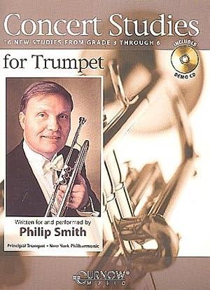 Concert Studies (+CD) :16 new studies from: Philip Smith